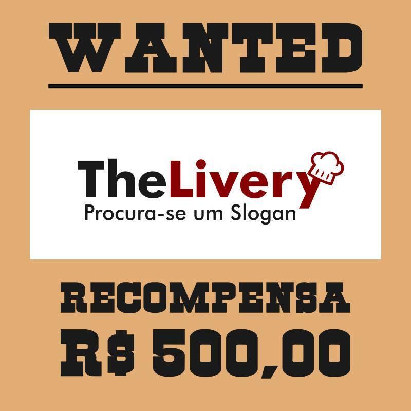 procura-se slogan thelivery