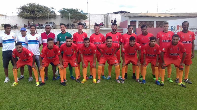 Seleção Sub-20 Condeúba