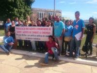 Agentes de Saúde em Condeúba aderem ao dia de paralisação nacional