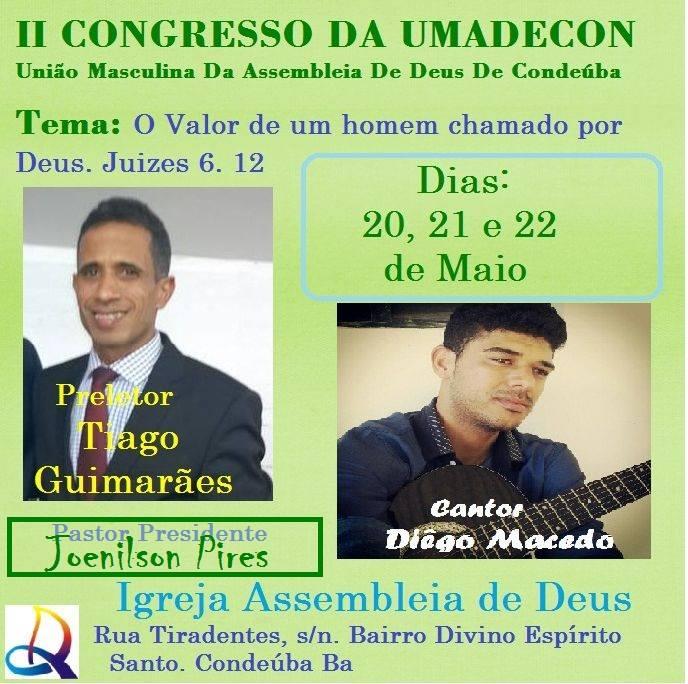 II Congresso da UMADECON