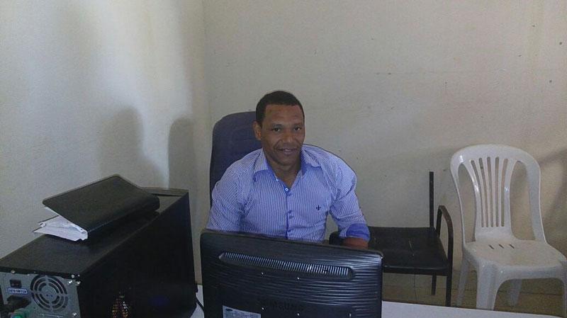 novo secretario de obras de condeuba (1)