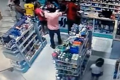 crianca escapa assalto cacule