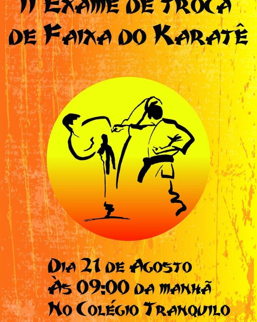 troca de faixa karate condeuba