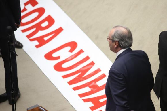 Processo de cassação de Eduardo Cunha durou 11 mesesFabio Rodrigues Pozzebom/Agência Brasil