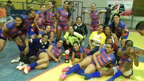 Equipe Renovação, campeã do torneio Foto: Destaque Bahia