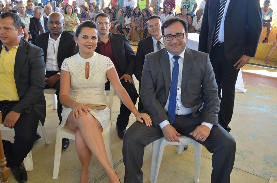 Silvan e sua esposa. Foto: Antônio Vieira – Medonho