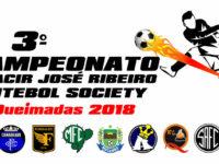 Condeúba  Começa neste final de semana o 3º Campeonato Queimadas 2018 6b99709752a77
